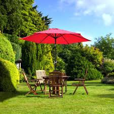 8 Ft Patio Umbrella Sun Shade Umbrella Andrewtjohnson Me