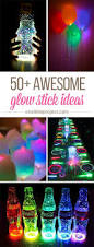 Glow In The Dark Halloween Decoration Ideas by 50 Awesome Glow Stick Ideas