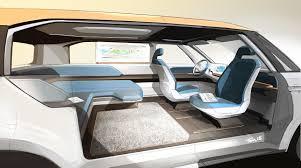 volkswagen bus interior budd e concept wins interior design of the year u2013 concept vehicles