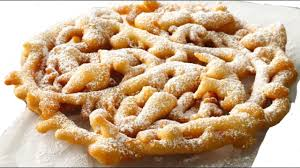 how to make funnel cake with pancake mix youtube
