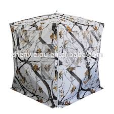 Umbrella Hunting Blinds Fb432 Snow Camouflage Hunting Blind For Winter Hunting Buy