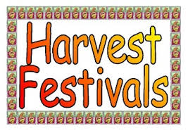 harvest festivals around the world printable poster set for