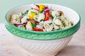 pasta and bean picnic salad recipe simplyrecipes com
