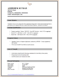 resume ms word format accountant resume in word format business templated