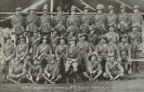 2nd Light 1916 Anzac Spirits Of South Australia