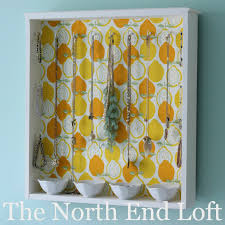 the north end loft diy jewelry organizer