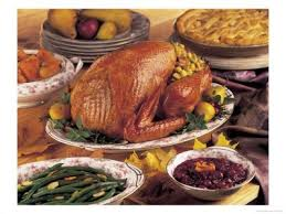 free thanksgiving dinners in community church