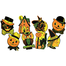 halloween halloween cat silhouette cutout more information on