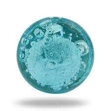coloured glass door knobs dresser drawer knobs hosl 10pcs lake blue diamond shape crystal