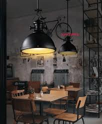 industrial style lighting traditional industrial style pendant lighting restaurant hanging
