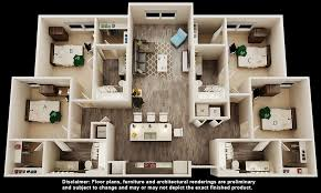 One Bedroom Apartments Tampa Fl by Student Apartments In Tampa Near Usf Iq Apartments