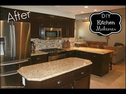 kitchen cabinet stain colors on oak endearing staining kitchen cabinets darker youtube at how to stain