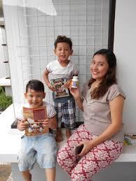 Minyak Ikan Tara Kid jual tara kid cod liver minyak ikan fish omega 3 dha kecerdasan