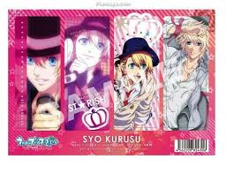 Sho Clear uta no prince sama maji 1000 clear bookmark 4 sho kurusu