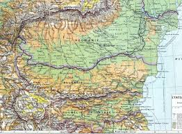 Map Of Romania Heroes Of Grivitza