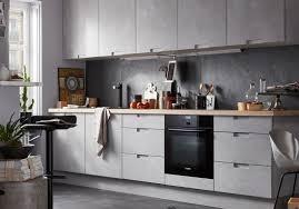 cuisine en gris deco cuisine gris fashion designs