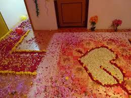 First Nite Room Decorations First Night Birth Day Decoration In Madurai Madurai