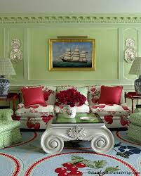 pink and green room green with envy the enchanted home