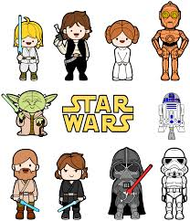 star wars characters clipart 77