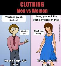 Men And Women Memes - here s one difference between men and women men logic know