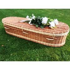 wicker casket wicker willow