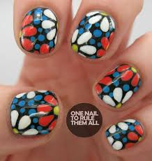 1105 best nails flowers and dots images on pinterest spring