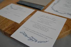 printed wedding invitations ask the designer understanding invitation printing options