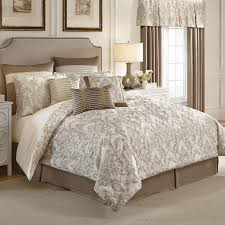 Luxury Bedding Collections Madeline 4 Piece Comforter Set By Croscill Hayneedle