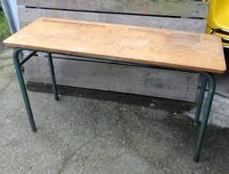 bureau ecolier 1 place table ecolier 1 place d vintage meonho info