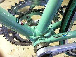 restoring a vintage bianchi road bike the details the bowtie6 blog