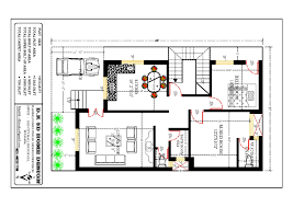 free house plans free house plan 27 x50 2 hk home d k 3d and 2d home design