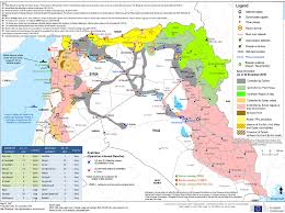 Iraq Map World by Iraq Clash Of Coalitions Or A Shared Endgame Huffpost