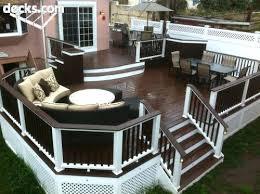 deck and patio paint color scheme for the front porch deck