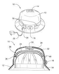 patent us6760925 air conditioned hardhat google patents