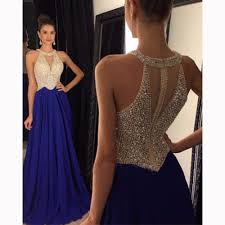 aliexpress com buy blue long evening dresses 2017 beaded plus