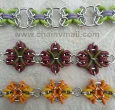 jewelry rubber rings images 107 best maille rubber o rings images chainmaille jpg