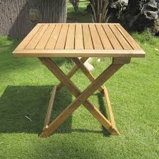 Folding Wooden Garden Table Fold Away Wooden Garden Table Http Brutabolin Pinterest