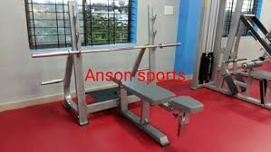 Sports Authority Bench Press Gym Bench And Gym Machine Manufacturer Anson Sports Jalandhar