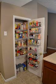Kitchen Pantry Storage Cabinets by Pantry Shelving Units U Shaped Pantry With White Shelving Units