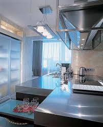 Modern Kitchen Light Fixtures Stylish Kitchen Countertop Materials 18 Modern Kitchen Ideas
