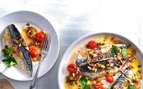 cuisiner maquereau frais maquereau aigre doux à la sicilienne cuisine et recettes recette