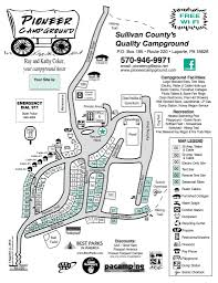 Media Pa Map Pioneer Campground 4 Photos Muncy Valley Pa Roverpass