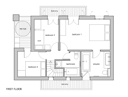 Double Master Bedroom Floor Plans by Floorplans Chalet Mollard
