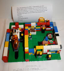 Lego Office Antarctica Post Office Best Architectural Engineering Grades K 2