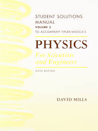 tipler physics for scientists and engineers 6th edition solutions