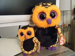 halloween beanie boo owls by shadoweoncollections on deviantart