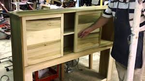 how to make a bookcase headboard charming 14 free woodworking