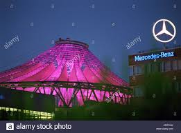 mercedes dome dome of the sony center and mercedes berlin germany stock
