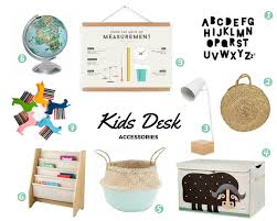 Kids Desk Accessories Kids Table And Chair Sets Desk Accessories Tubu Kids
