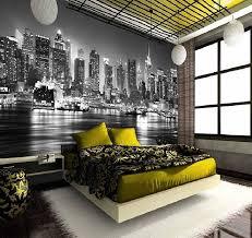 image de chambre york decoration poster mural york paysage lumieres ville nocturne